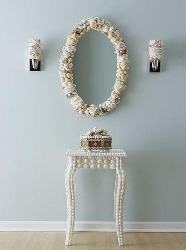 我爱我家海洋贝壳装饰它